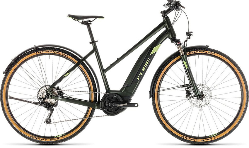 Cube Cross Exc Allroad / Green n' green / 46 / 50 / 54 / 1/19 - 2