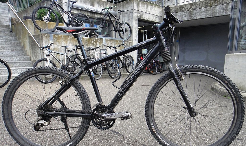 Cannondale / 80mm / Black / 1/20 - 3