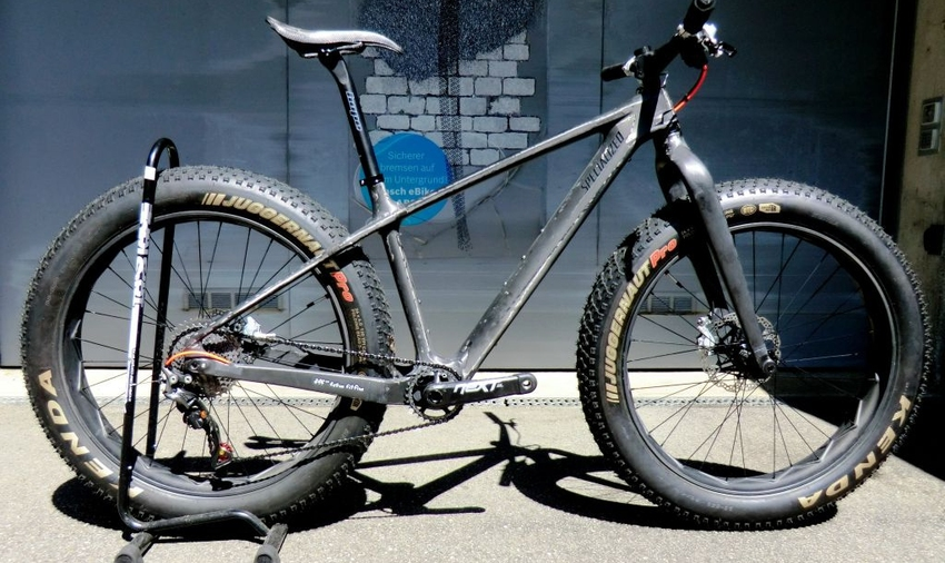 Specialized Fatboy / Limited / Carbon n' Grey / 7/20 - 3